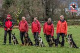 SARDA England Search Dogs and Handlers