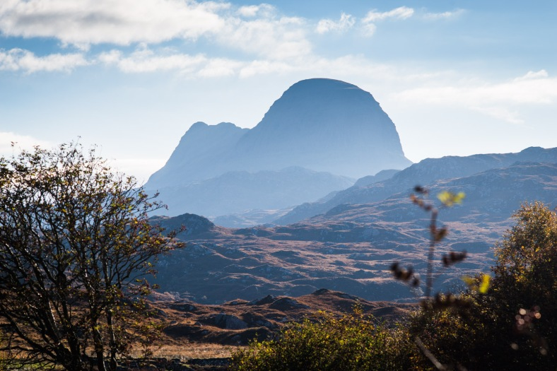 assynt-suilven-autumn-glencanisp-lodge